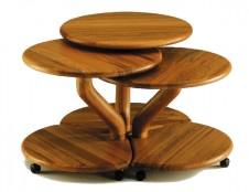 NB 53 Teak Nesting Tables